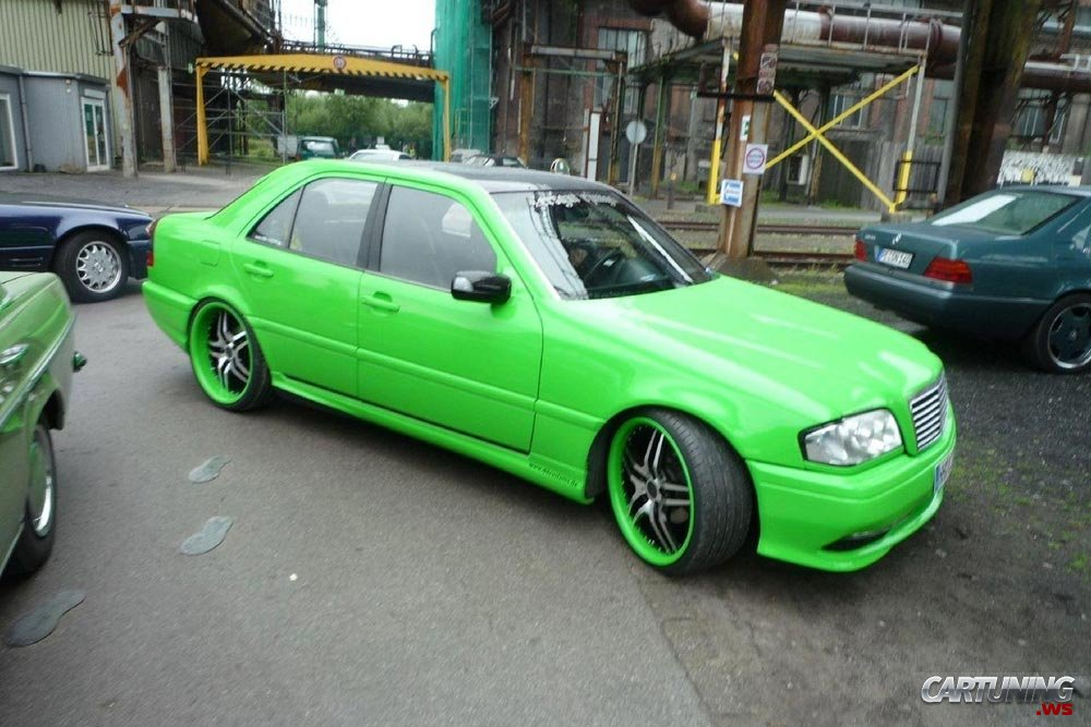 Tuning Mercedes Benz С200 W202