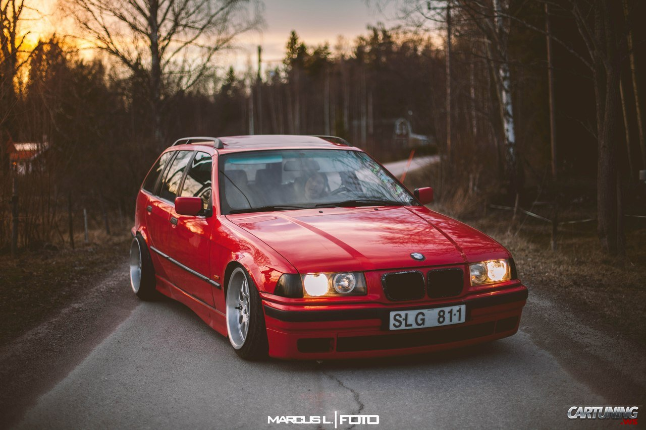 tuning bmw 3 e36 touring. Black Bedroom Furniture Sets. Home Design Ideas