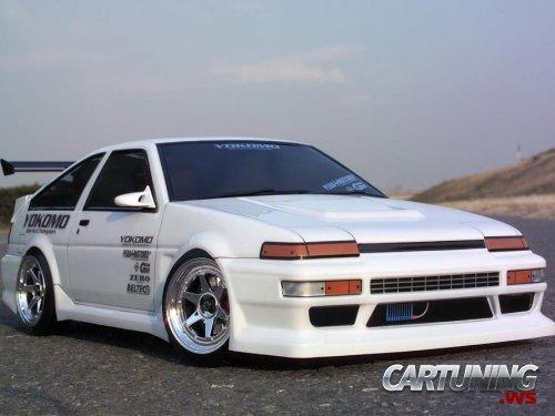 Tuning Toyota AE86