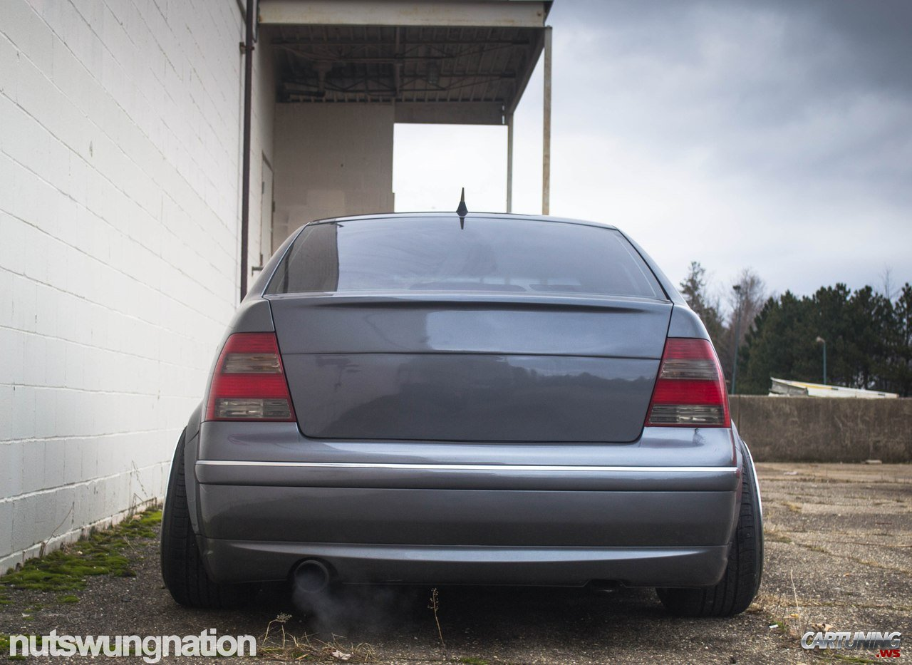Tuning Volkswagen Bora