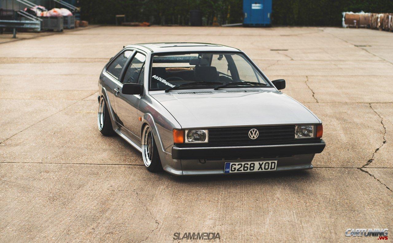 Tuning Volkswagen Scirocco Mk1