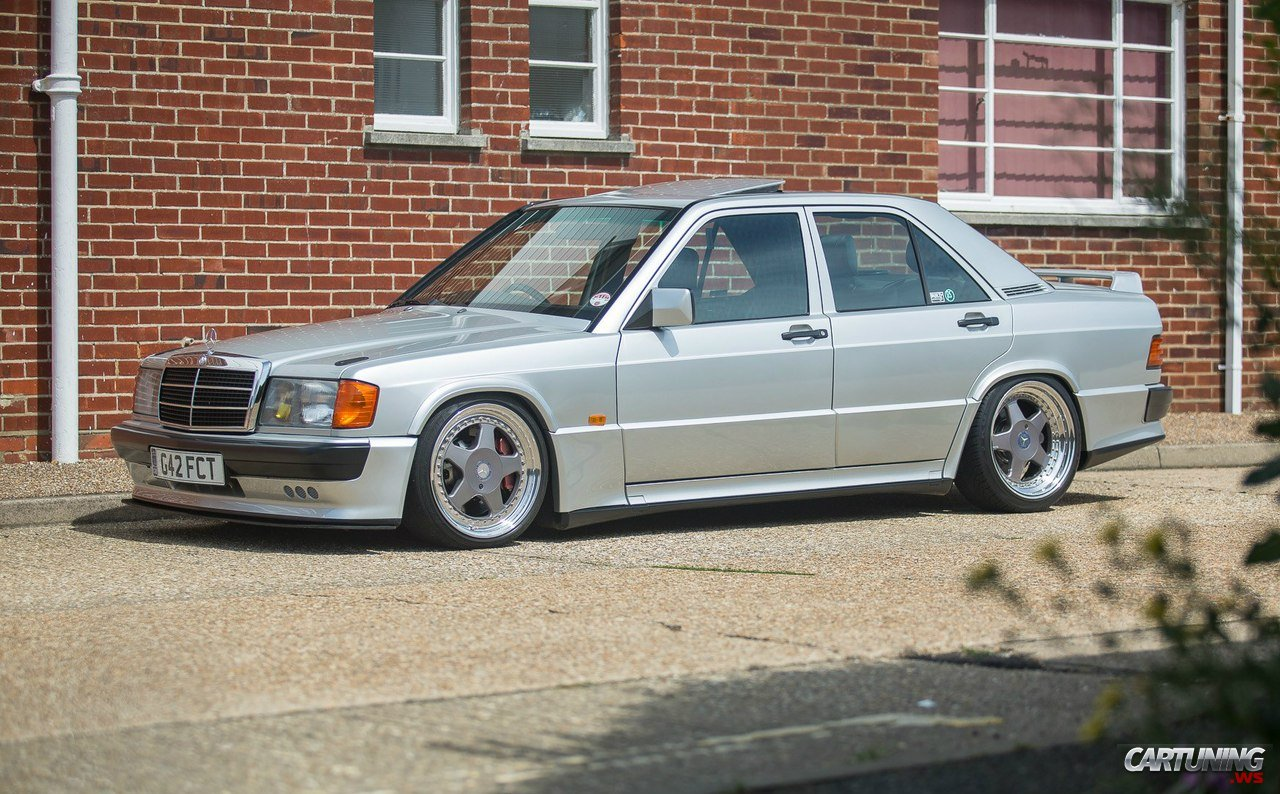 Tuning mercedes benz 190 2 5 cosworth w201 cartuning best car tuning photos from all the world