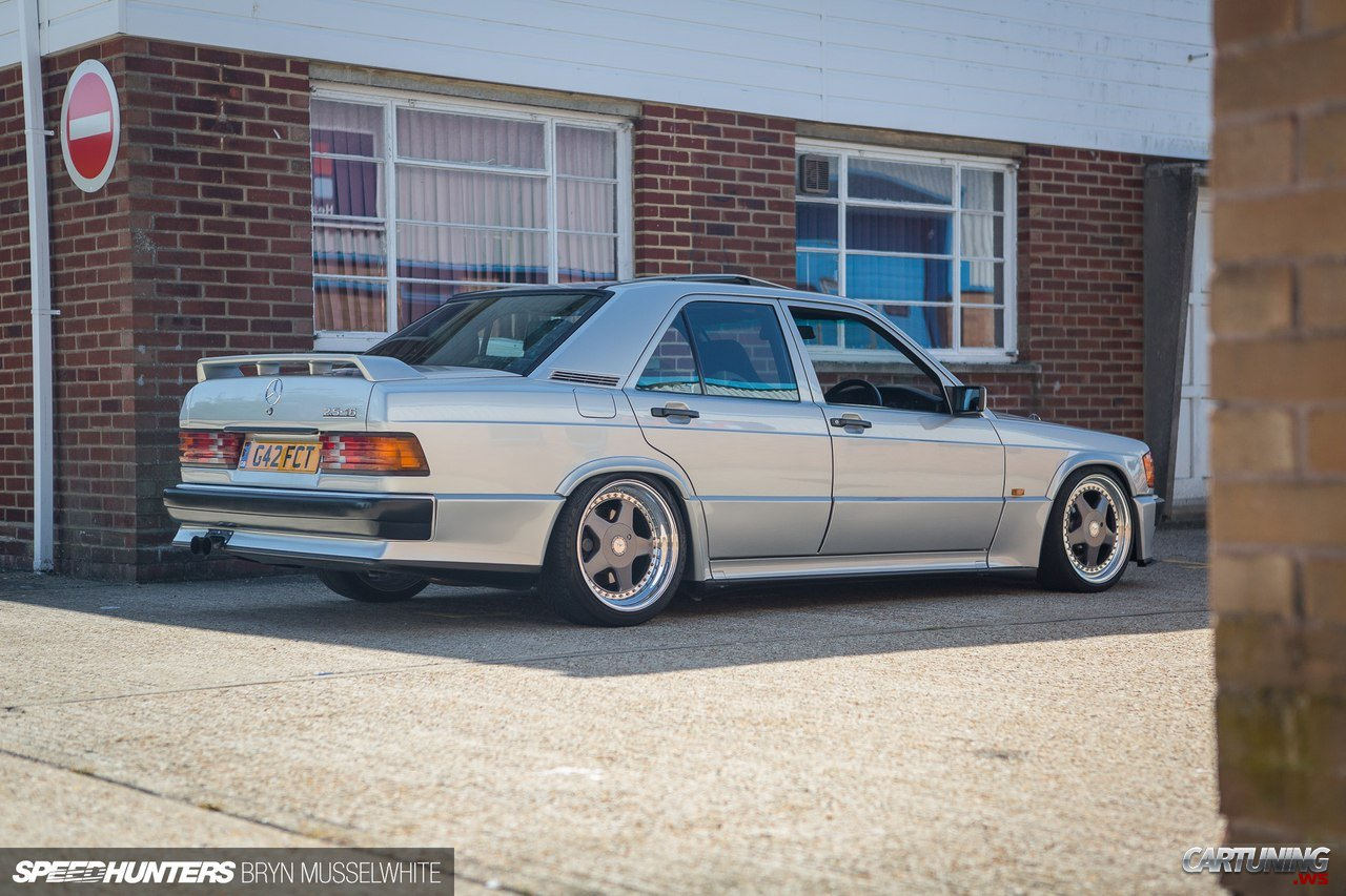 Tuning Mercedes Benz 190 2 5 Cosworth W201 187 Cartuning