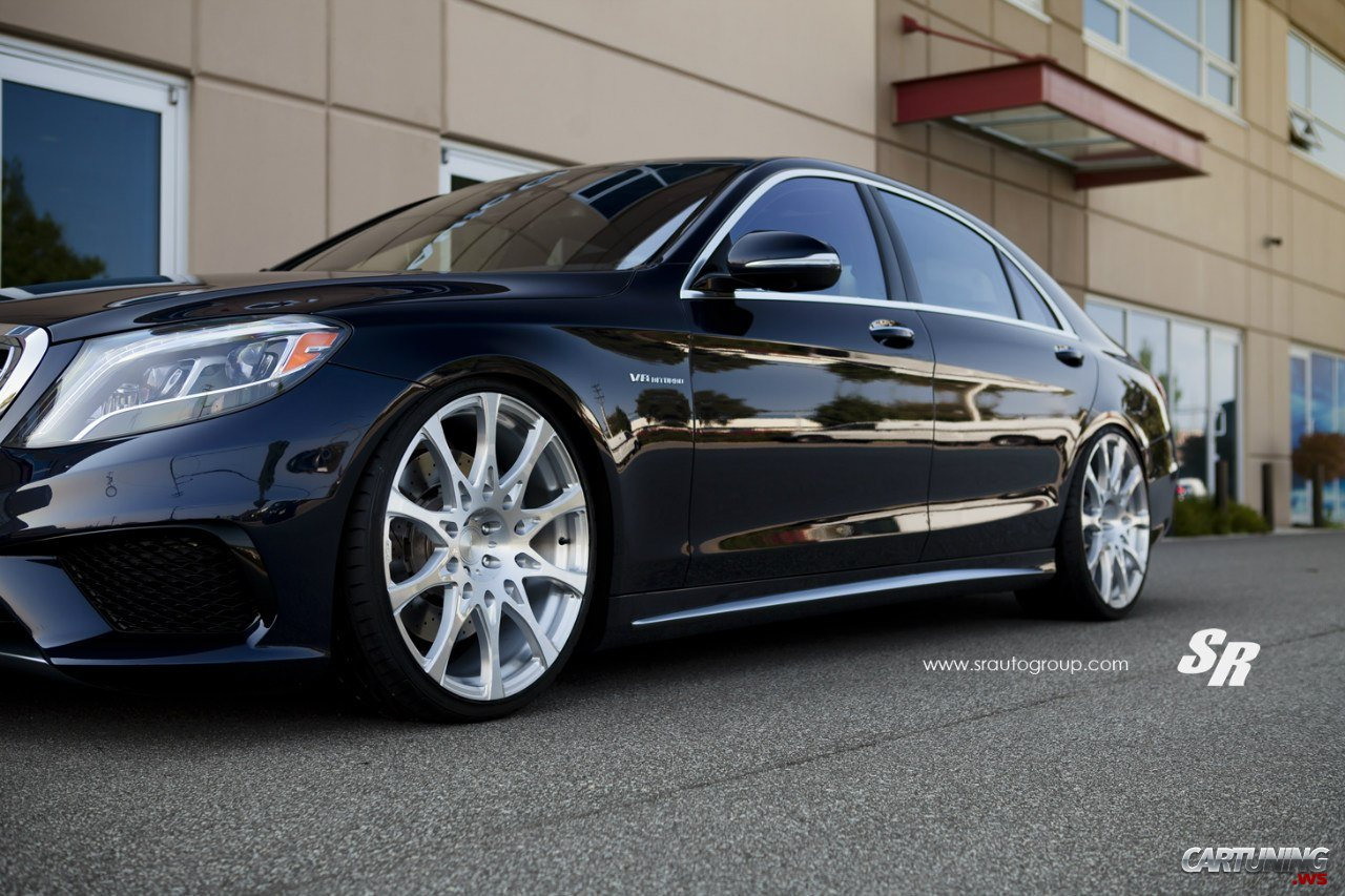Mercedes benz s63 amg w222 for Mercedes benz tuners
