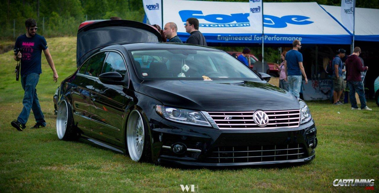 Tuning Volkswagen Passat Cc