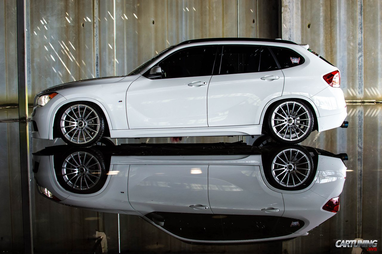 Tuning Bmw X1 187 Cartuning Best Car Tuning Photos From