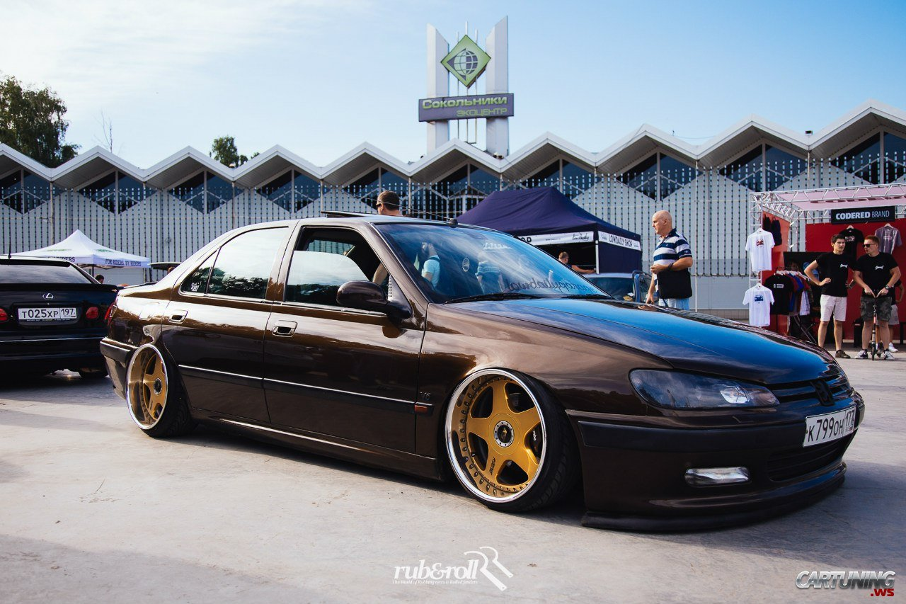 Tuning Peugeot 406 187 Cartuning Best Car Tuning Photos