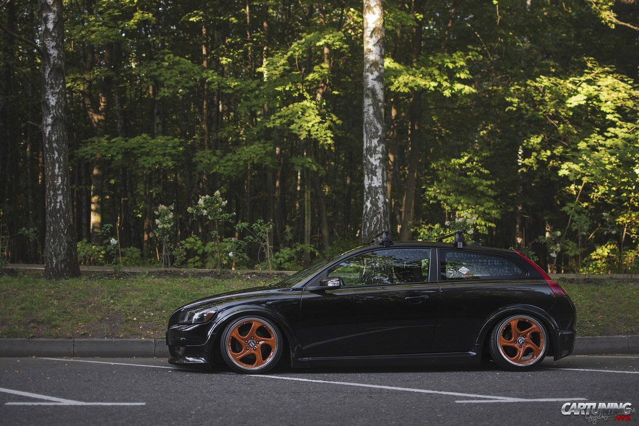 Tuning Volvo C30 187 Cartuning Best Car Tuning Photos From