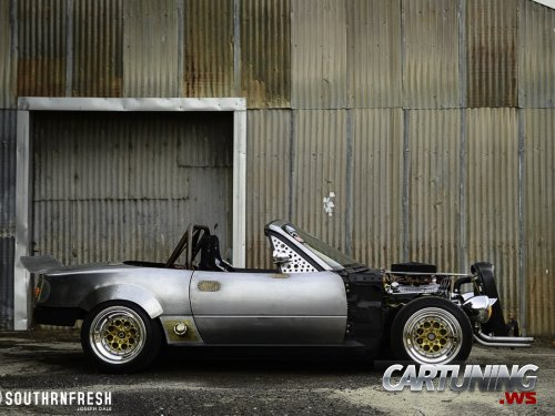 Hotrod Mazda MX5