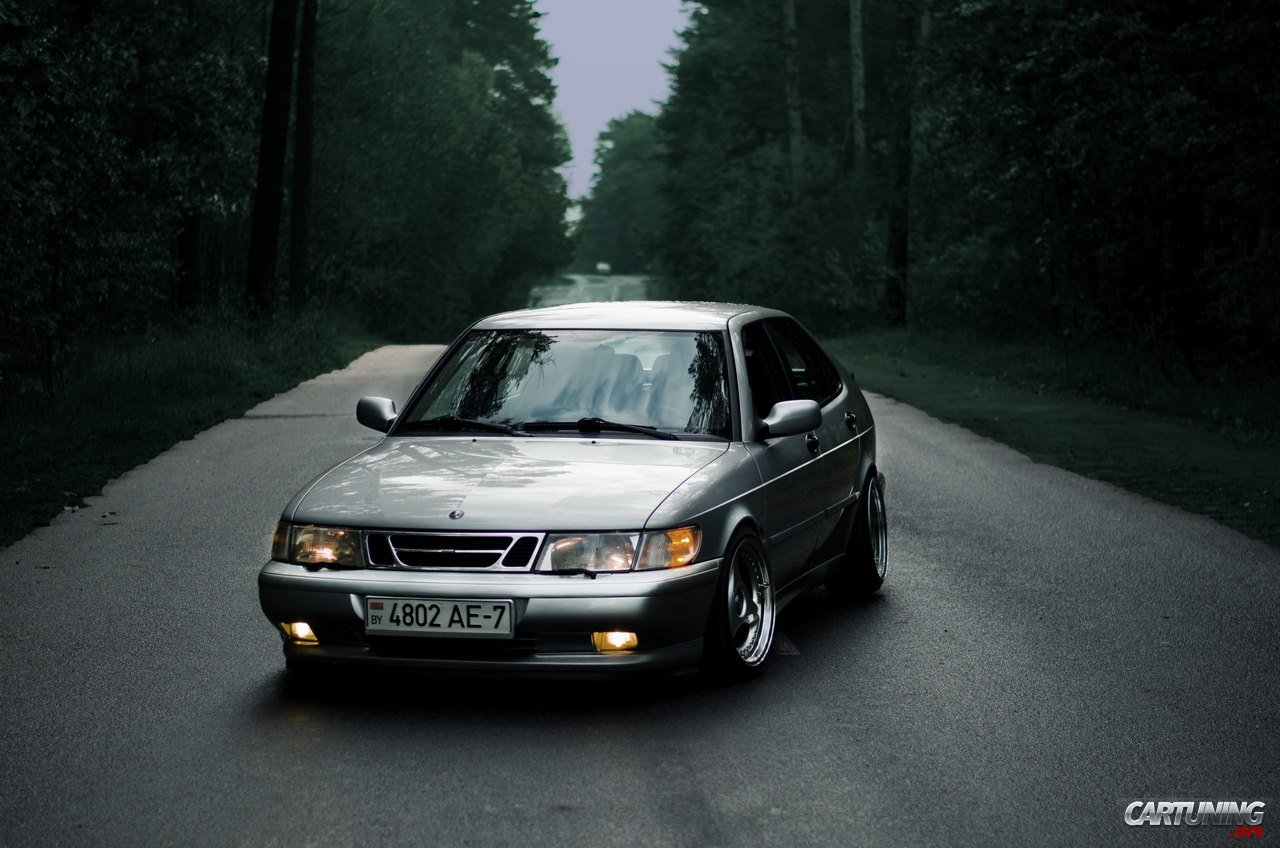Tuned Saab 9 3 With True Fitnent