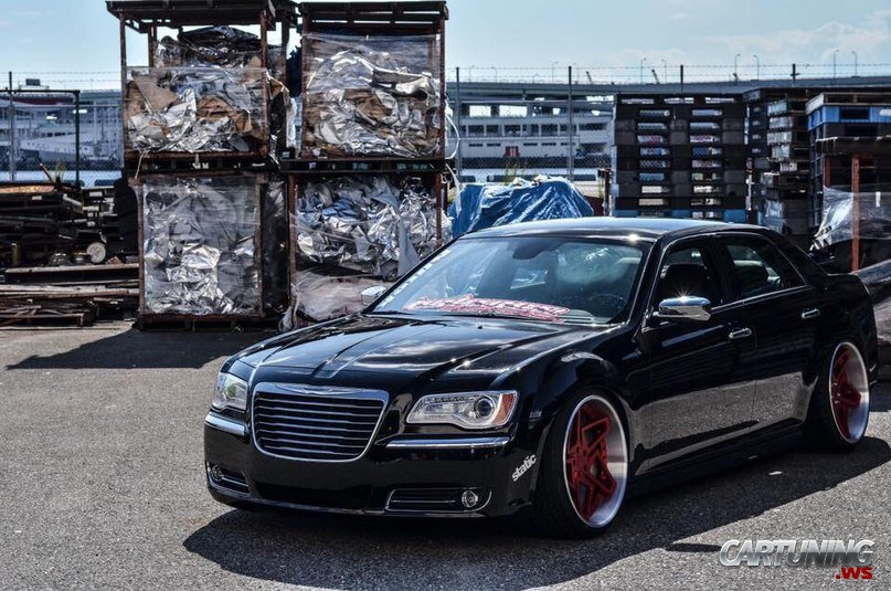 tuning chrysler 300c cartuning best car tuning photos from all the world. Black Bedroom Furniture Sets. Home Design Ideas