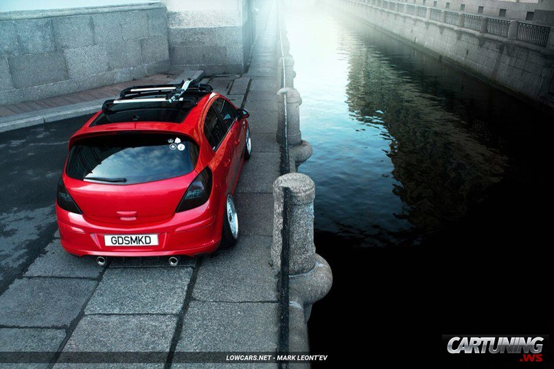 tuning opel corsa d cartuning best car tuning photos. Black Bedroom Furniture Sets. Home Design Ideas