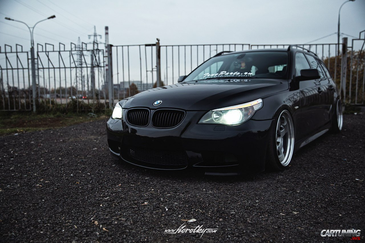 Tuning Bmw 5 Touring E61