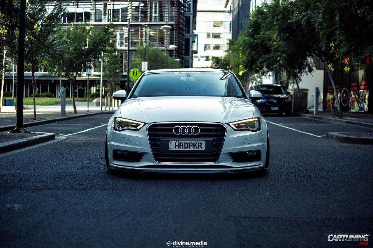 Tuning Audi A3 Sedan