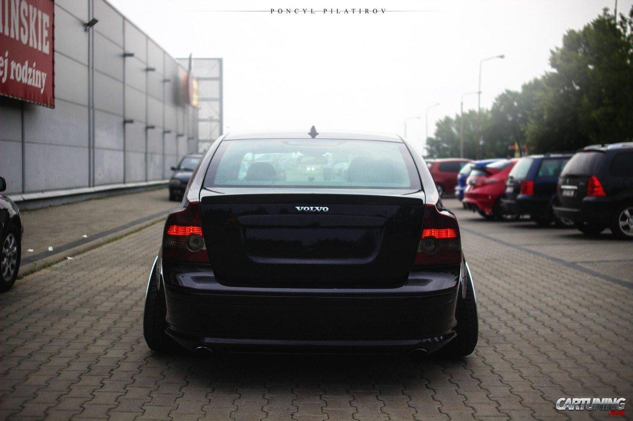 Tuning Volvo S40