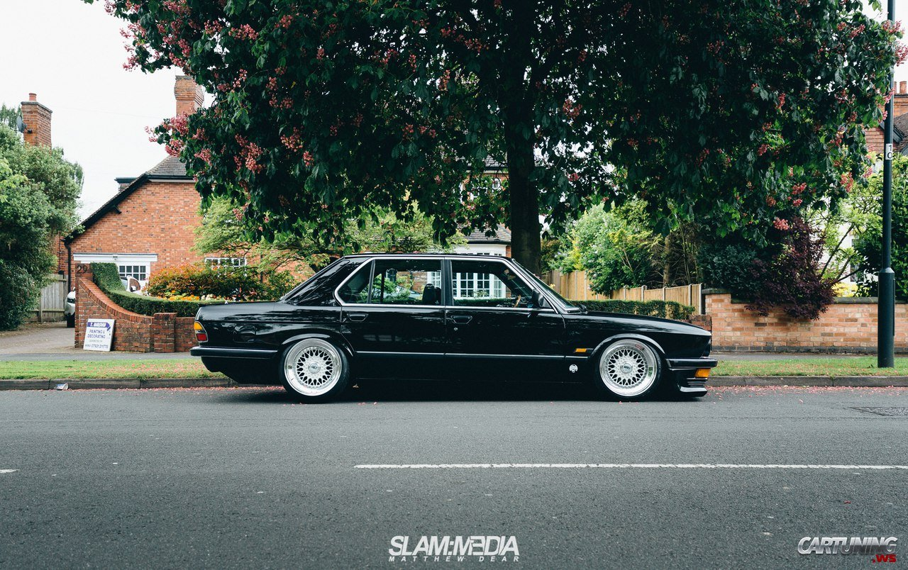 low bmw 525i e28 cartuning best car tuning photos from. Black Bedroom Furniture Sets. Home Design Ideas