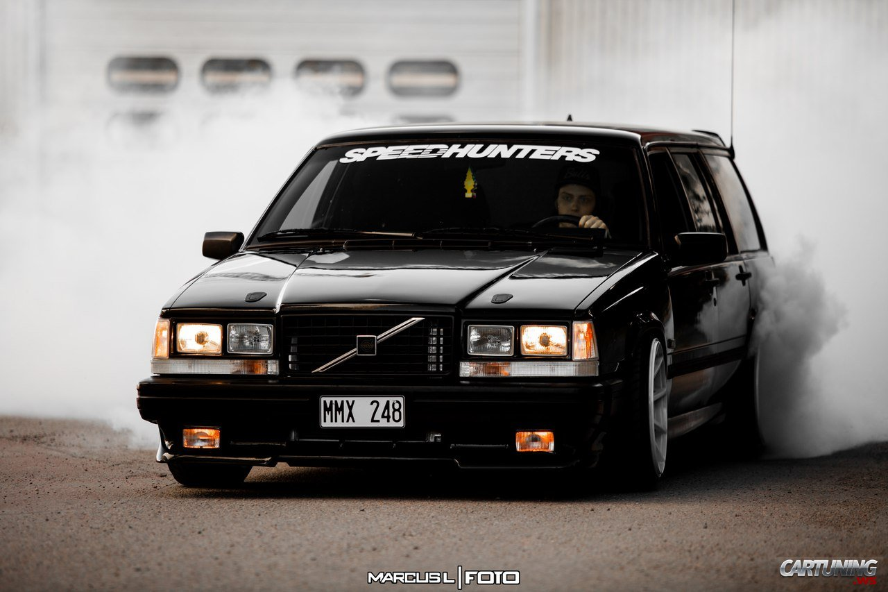 stanced volvo 740. Black Bedroom Furniture Sets. Home Design Ideas