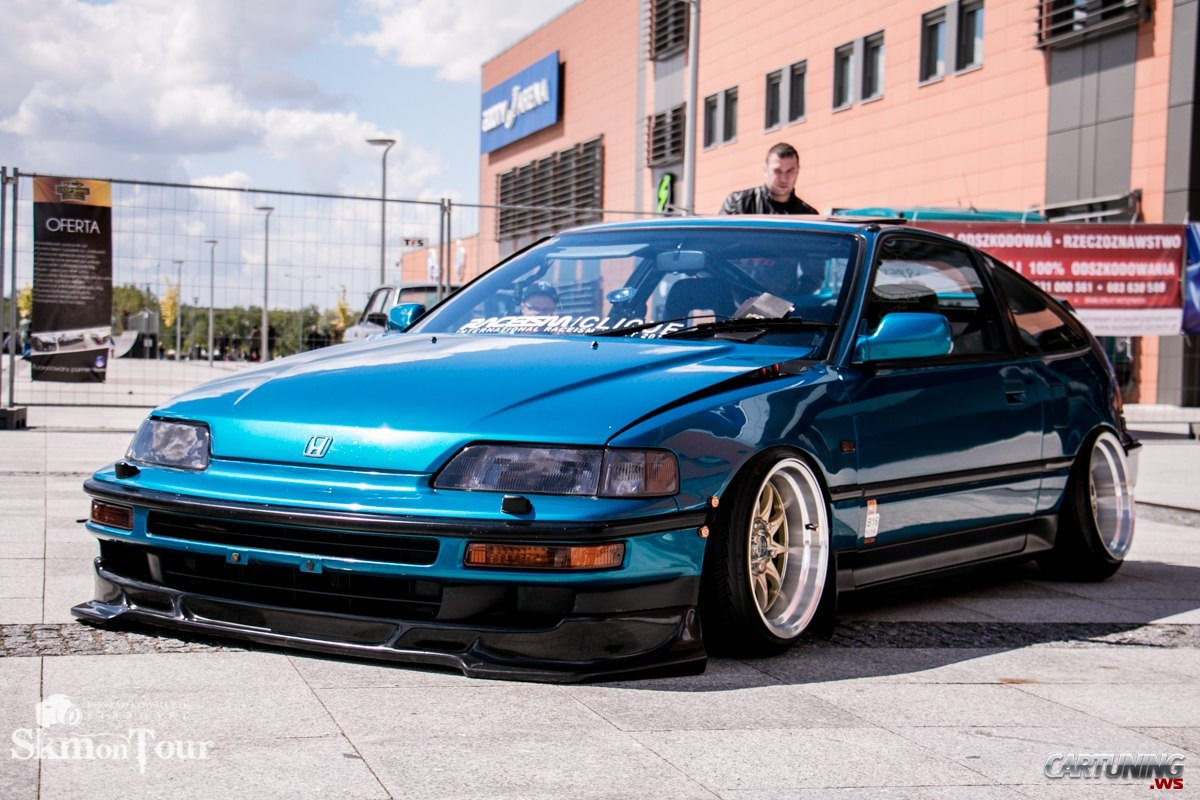 stanced honda crx. Black Bedroom Furniture Sets. Home Design Ideas