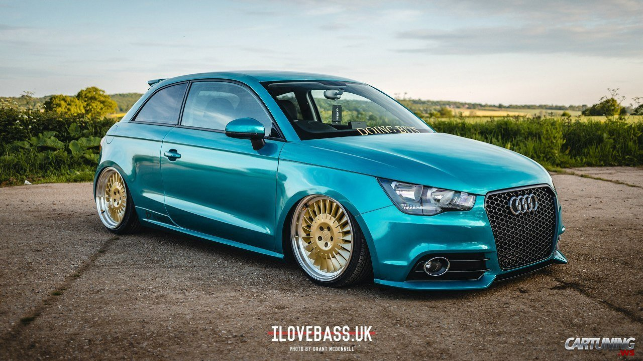 Audi A1 New Model >> Stanced Audi A1