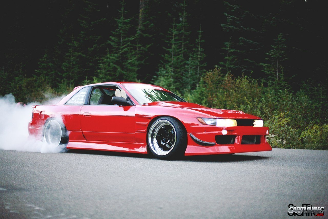 Benz Drift Car >> Tuning Nissan Silvia S13 » CarTuning - Best Car Tuning Photos From All The World
