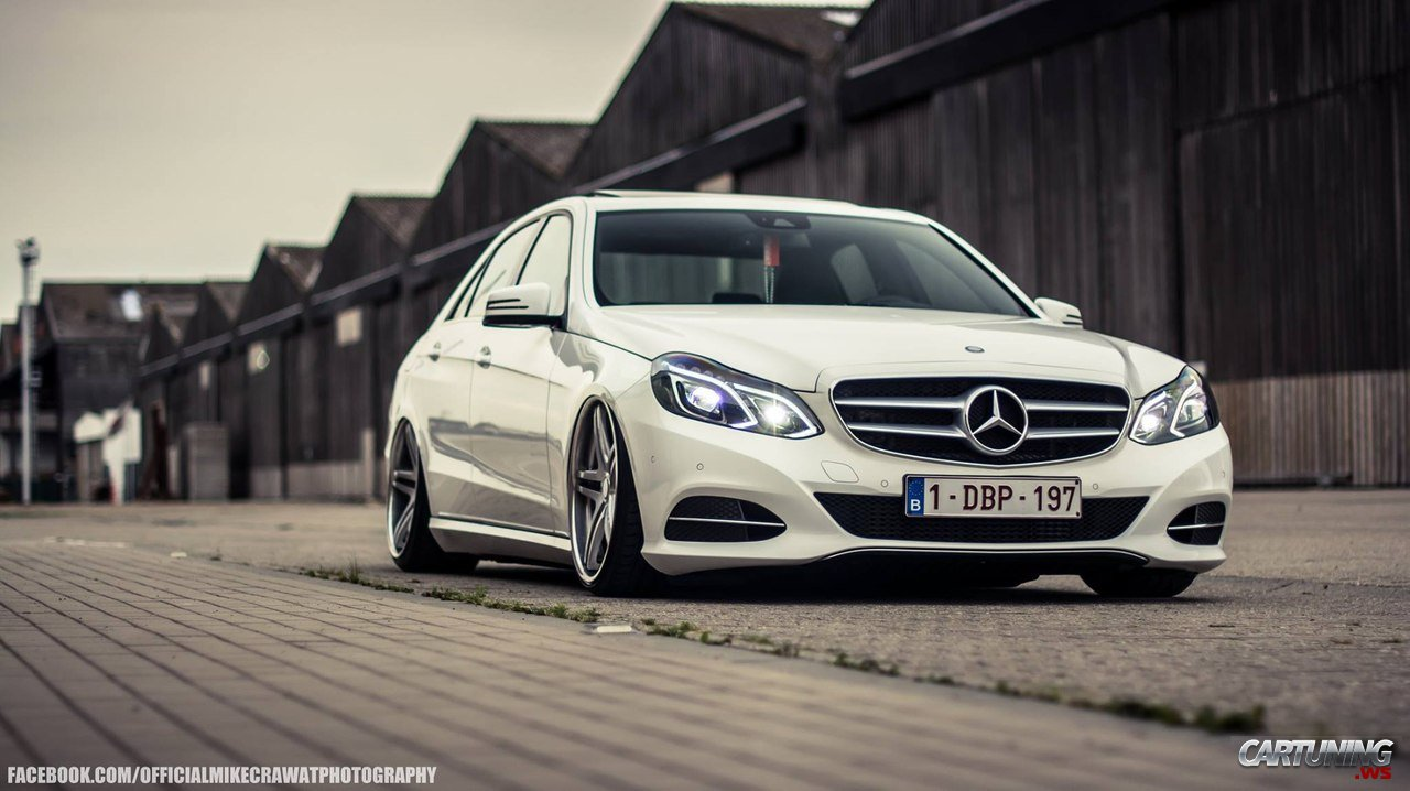 Tuning mercedes benz e class w212 for Mercedes benz forum e class