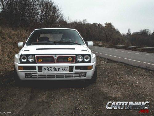 Tuning Lancia Delta Integrale