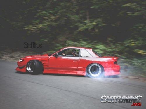 Tuning Nissan Silvia S13