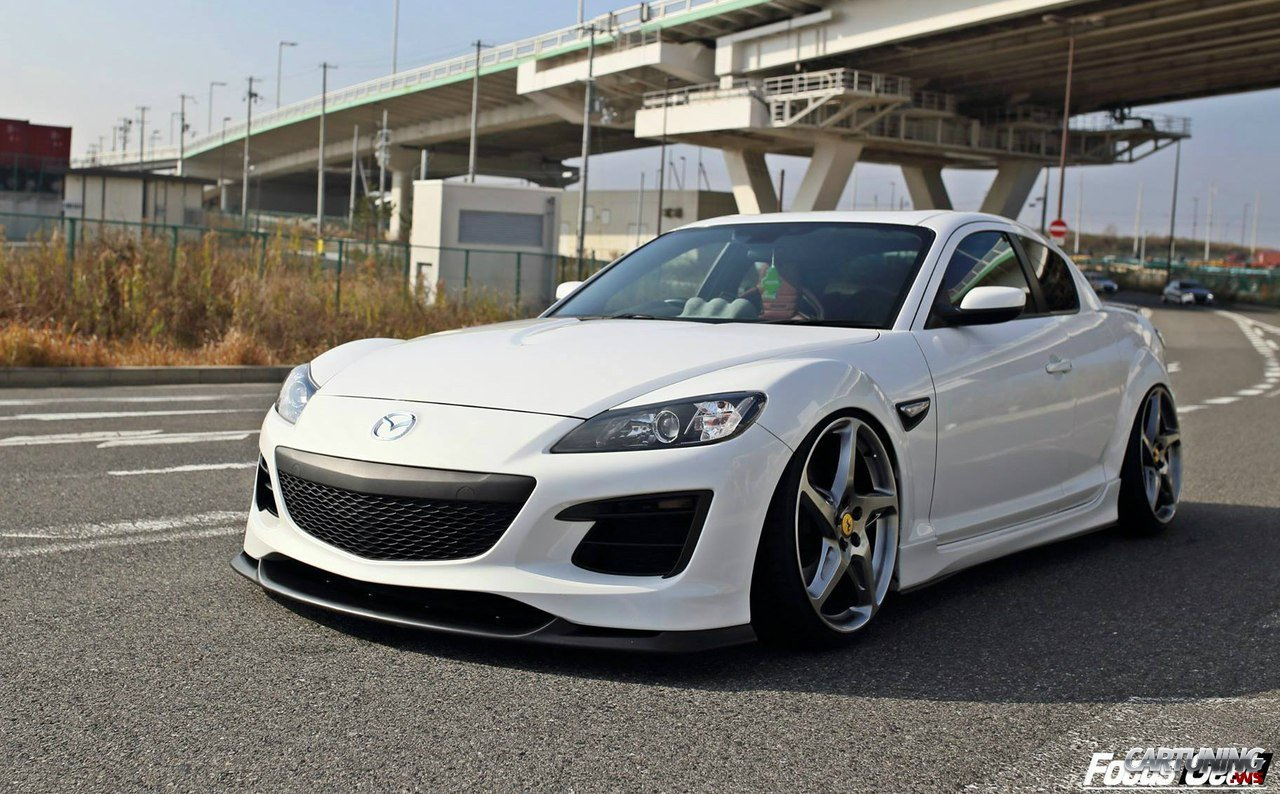 stanced mazda rx 8. Black Bedroom Furniture Sets. Home Design Ideas
