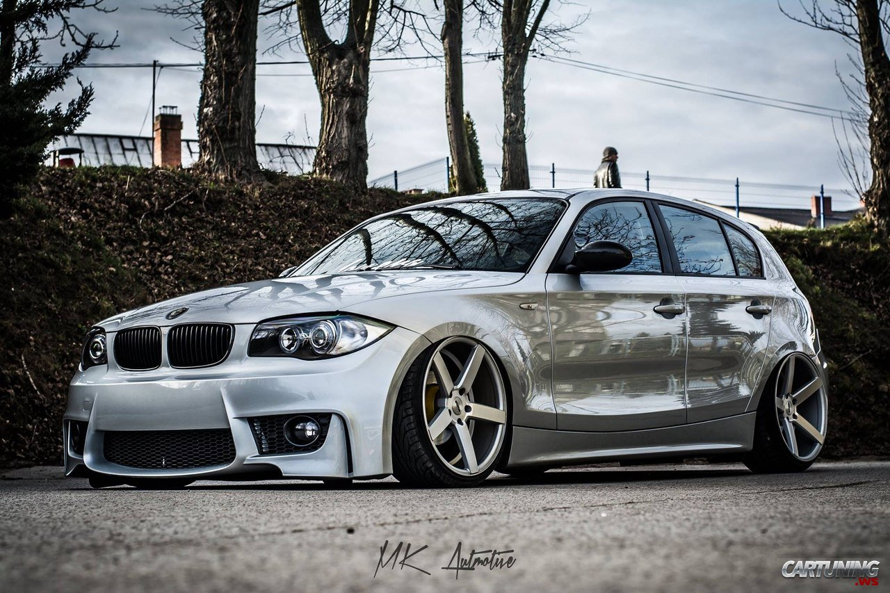 stanced bmw 1 e87. Black Bedroom Furniture Sets. Home Design Ideas