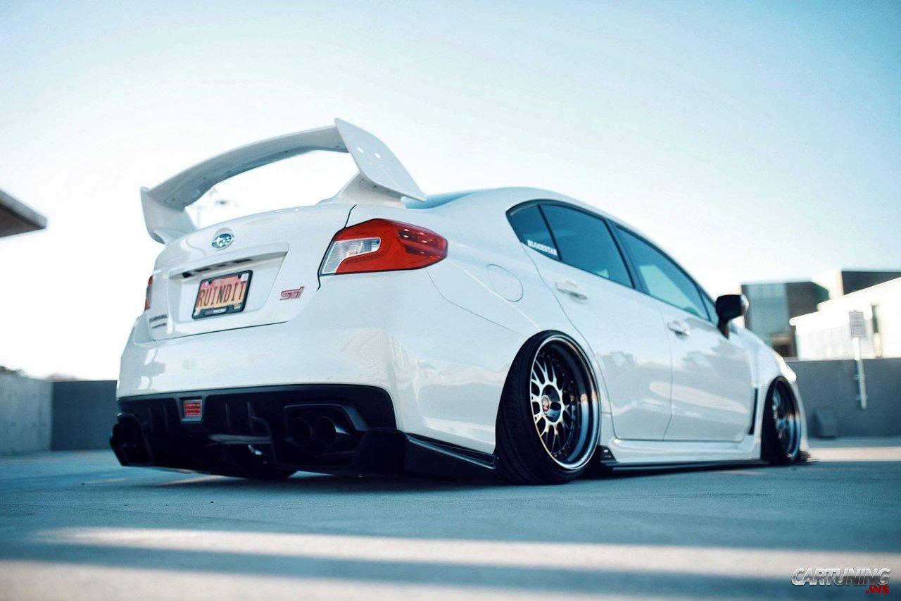 Tuning Subaru Impreza WRX STI