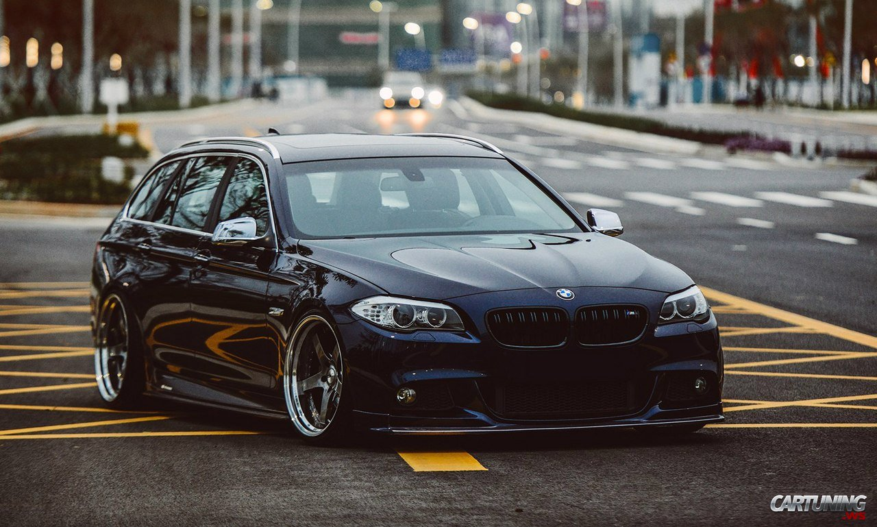stance bmw 5 touring f11. Black Bedroom Furniture Sets. Home Design Ideas