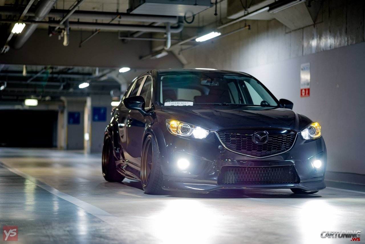 Stance Mazda Cx5