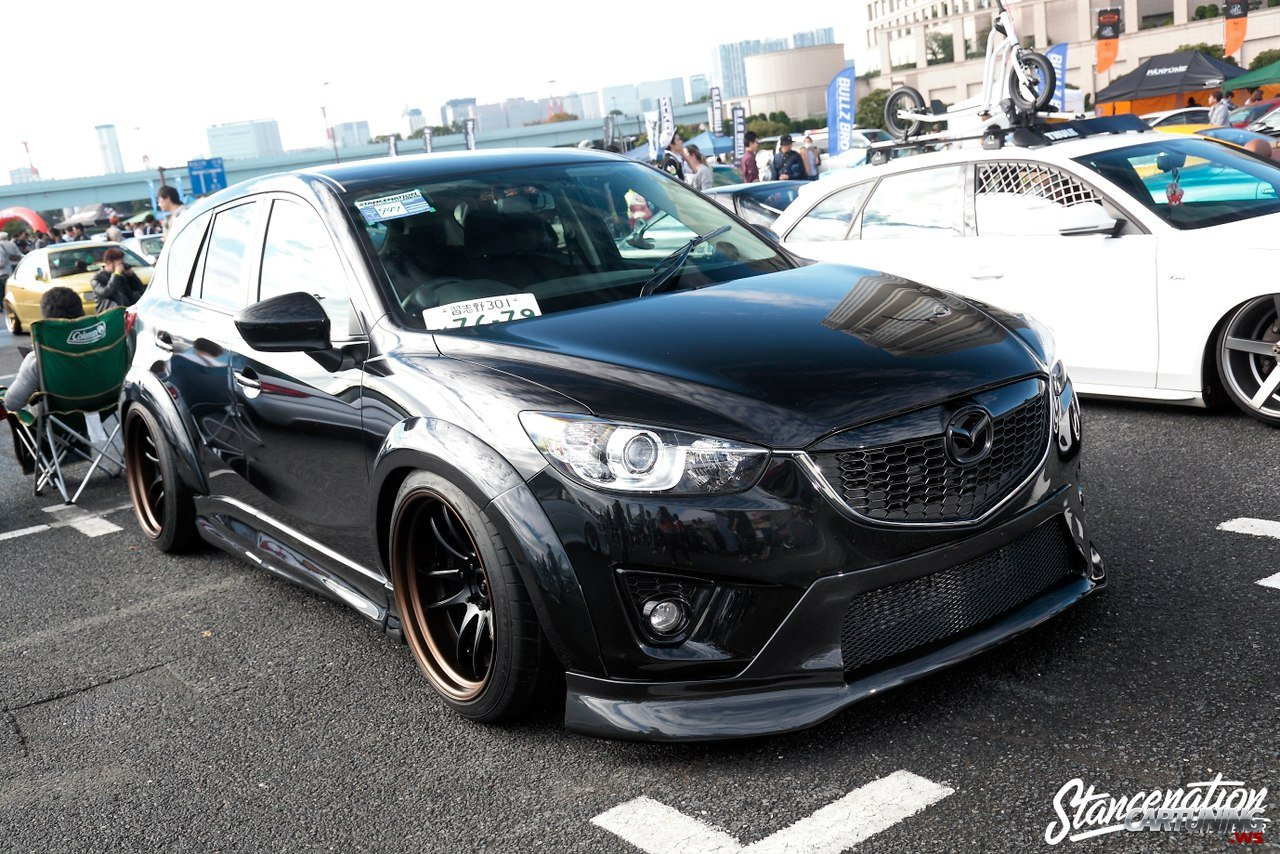 Stance Mazda CX5 » CarTuning - Best Car Tuning Photos From ...