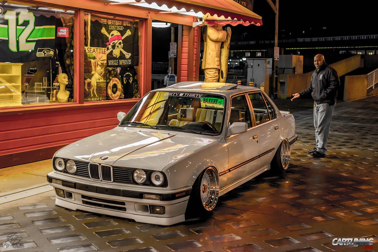 Dodge Challenger Stance >> Stance BMW 325i E30
