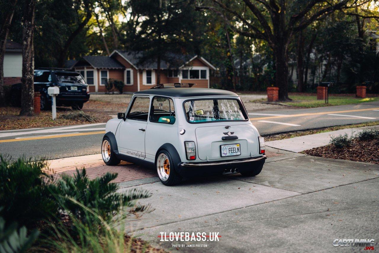 Tuning Classic Mini