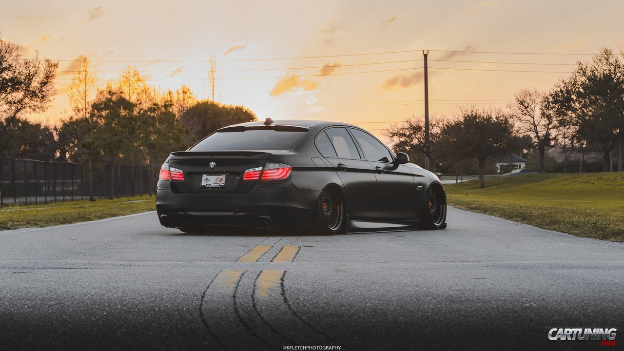 stance bmw 5 f10 cartuning best car tuning photos from. Black Bedroom Furniture Sets. Home Design Ideas
