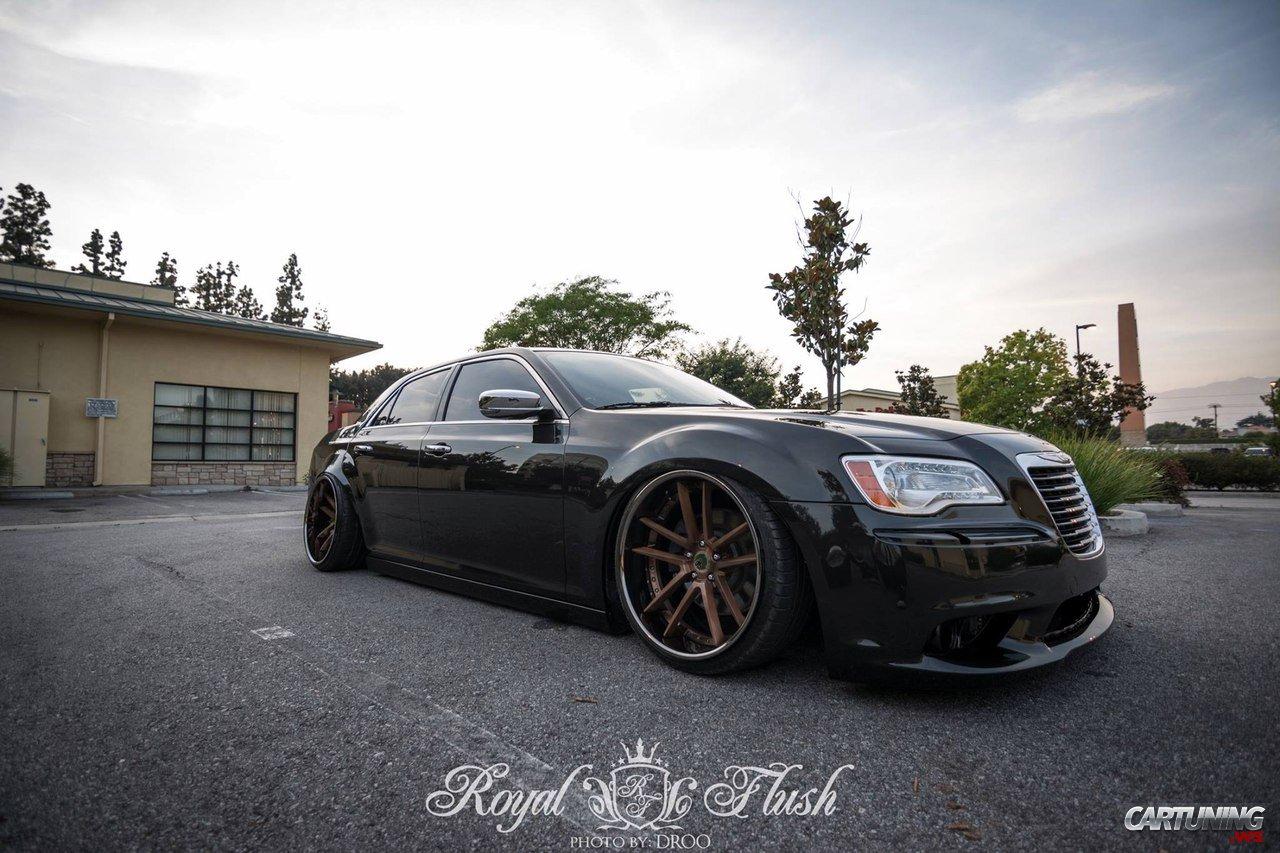 Stance Chrysler 300c