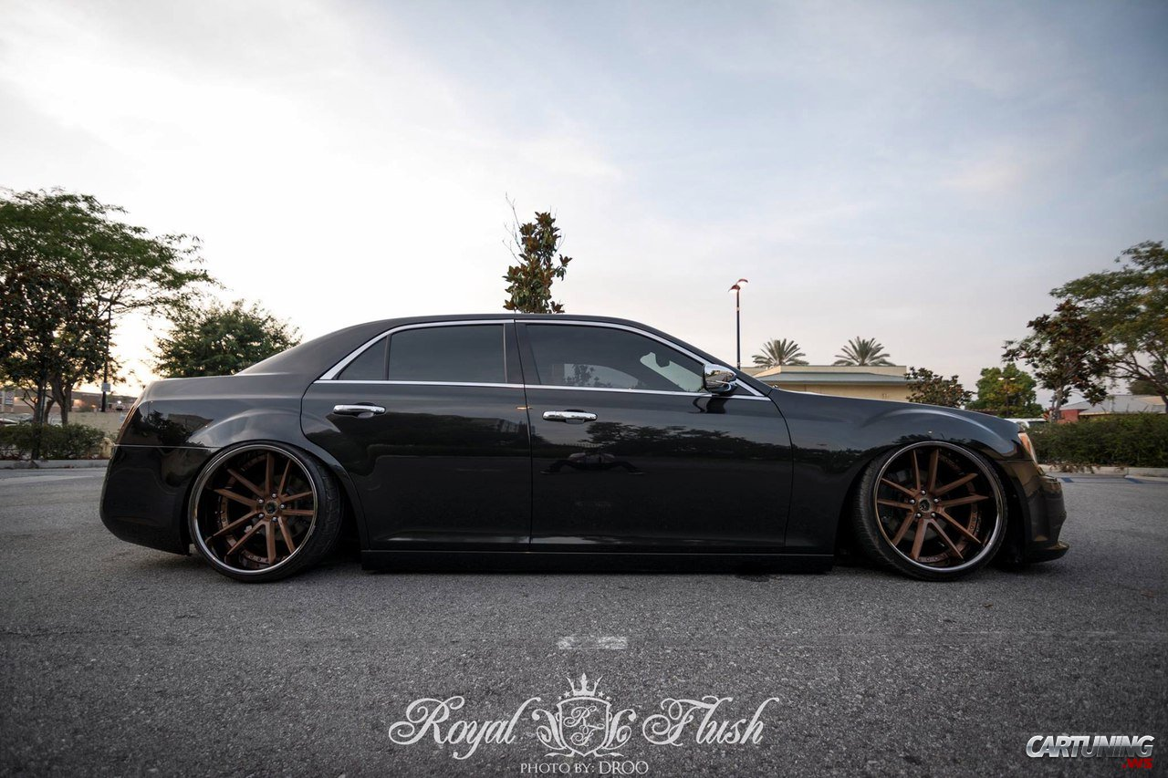 Stance Chrysler 300c 187 Cartuning Best Car Tuning Photos