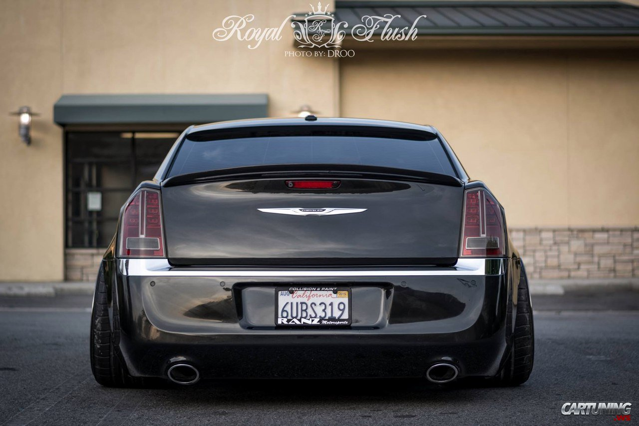 Stance Chrysler 300c 187 Cartuning Best Car Tuning Photos From All The World