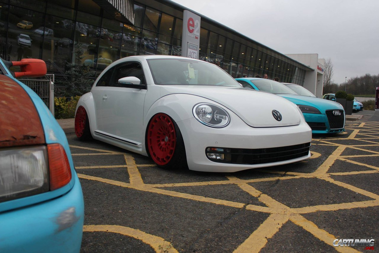 Vw new beetle tuning pictures and photos - Tuning Volkswagen New Beetle