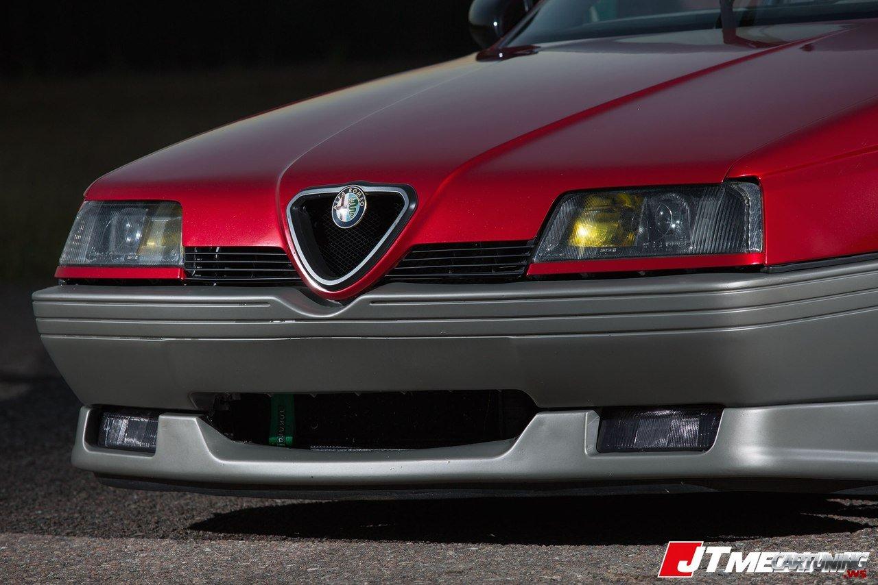 Stance Alfa Romeo 164