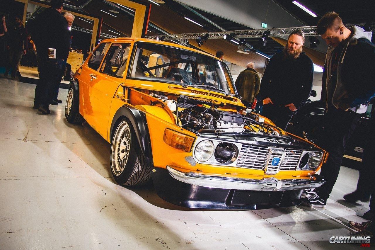 Saab 99 Race Car
