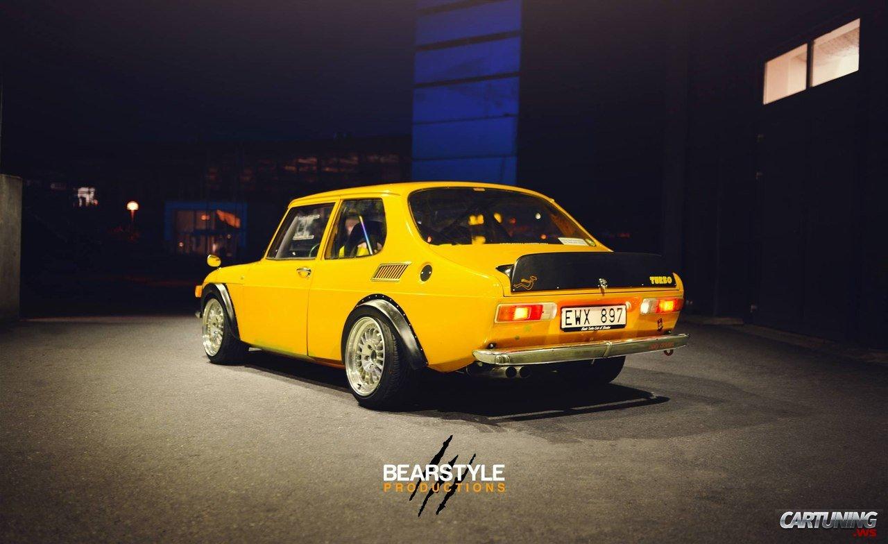 Tuning Saab 99
