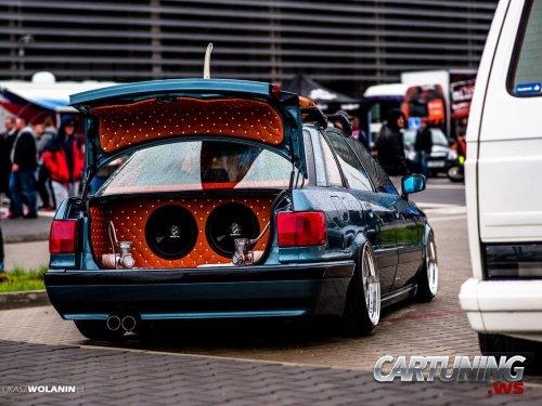 Stance Audi 80 B3