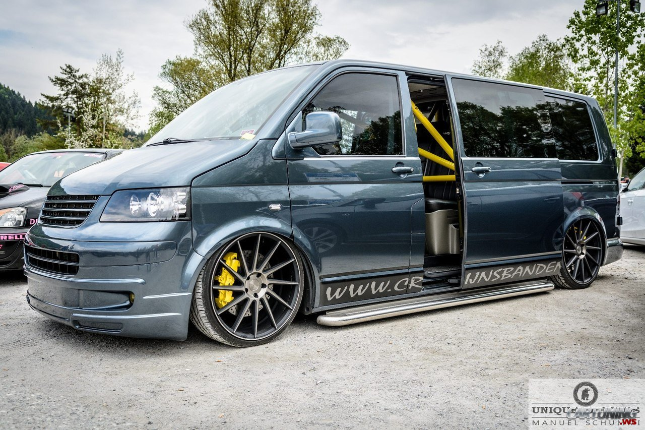 stanced volkswagen transporter t5. Black Bedroom Furniture Sets. Home Design Ideas