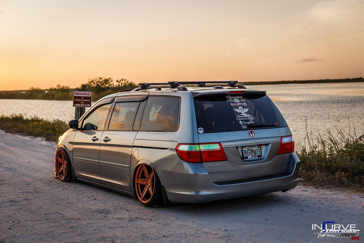 Honda Accord 99 >> Stanced Honda Odyssey