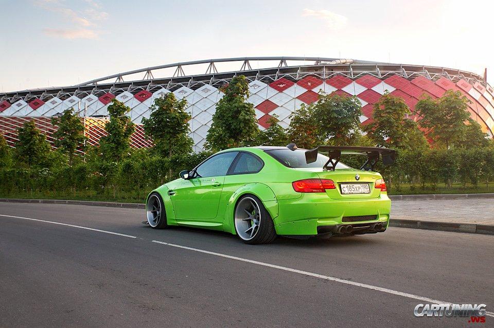 Subaru Brz Turbo >> Stanced BMW 335i E92 Turbo 650hp » CarTuning - Best Car ...