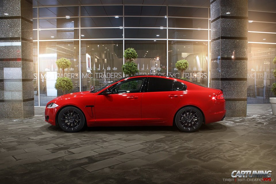 tuning jaguar xf cartuning best car tuning photos from. Black Bedroom Furniture Sets. Home Design Ideas