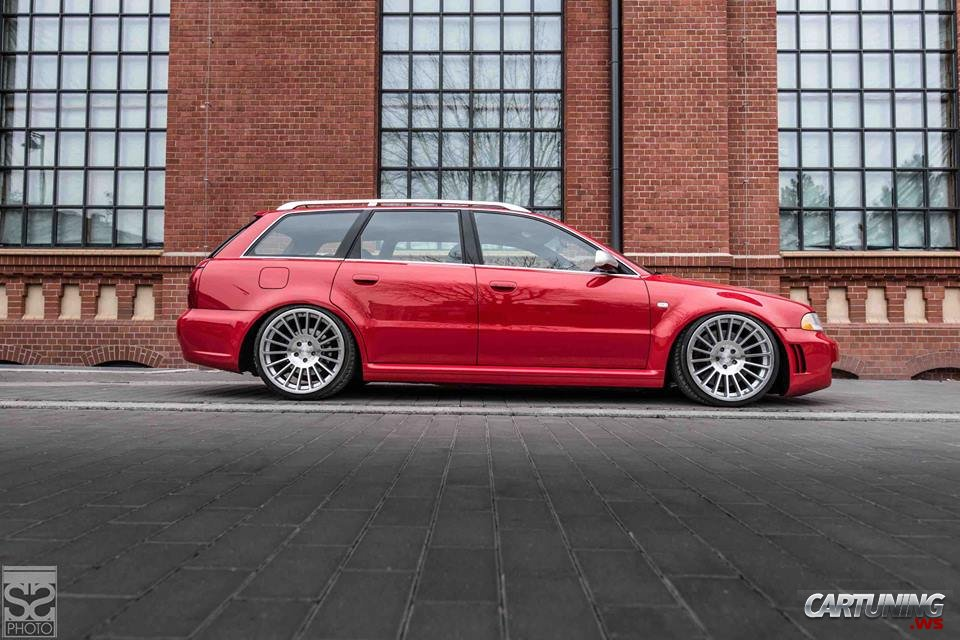 stanced audi rs4 b5 right side. Black Bedroom Furniture Sets. Home Design Ideas