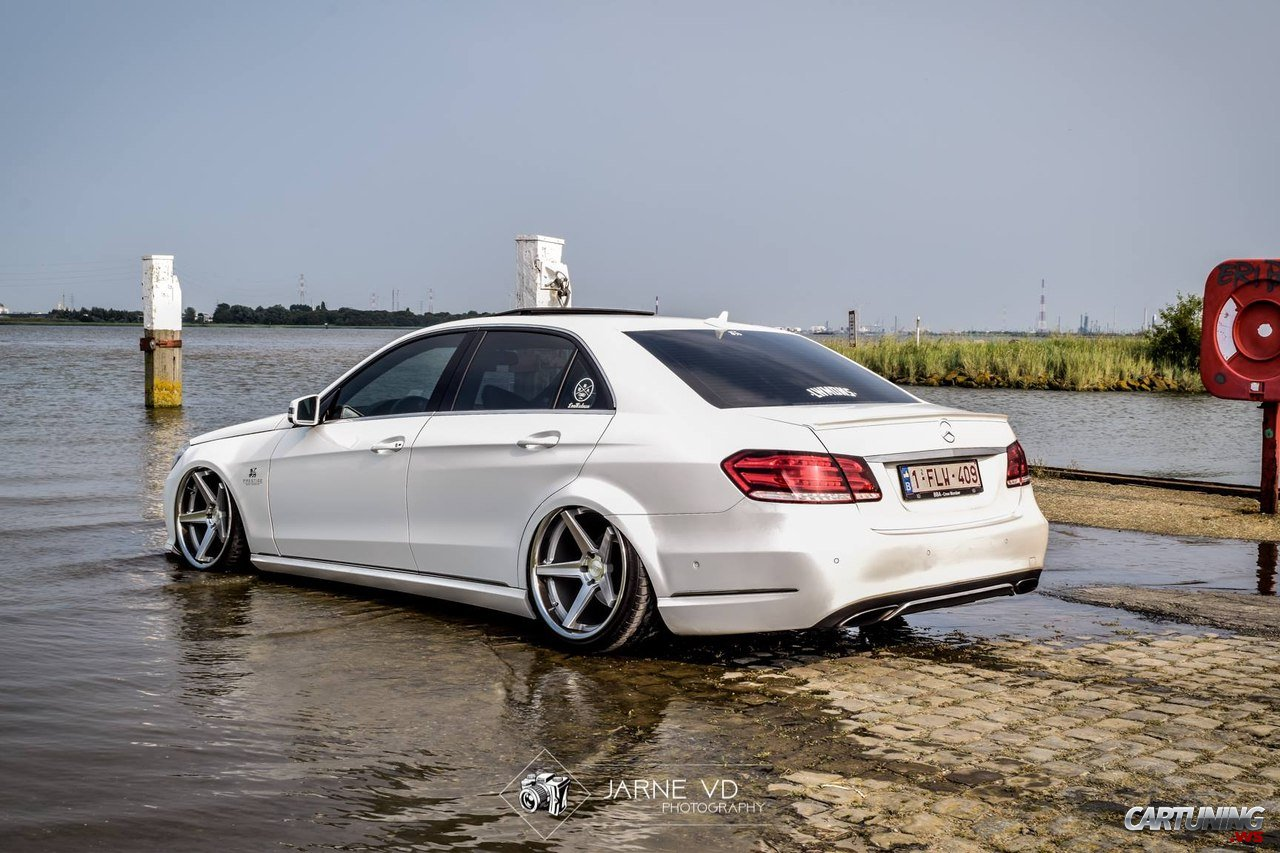 Tuning Mercedes Benz E250 W212